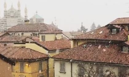 La prima neve in Brianza raccontata attraverso Instagram FOTO VIDEO