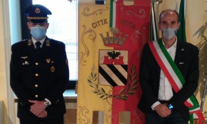 Meda, Claudio Delpero è il nuovo comandante della Polizia Locale