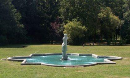 Desio: accordo per la manutenzione delle fontane. Verrà riattivata anche la Roggia di Villa Tittoni