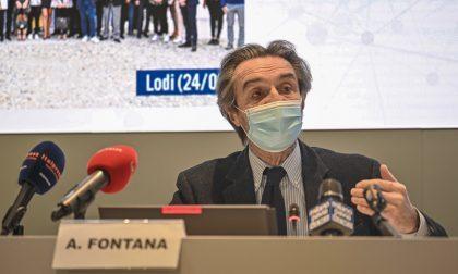 """Fontana annuncia """"Vaccini anti-Covid in Lombardia il 27 dicembre"""""""