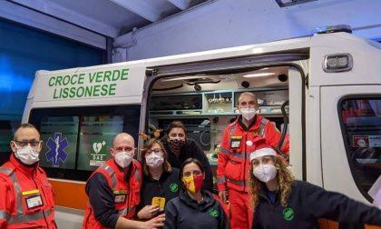 """L'appello della Croce Verde: """"Serve materiale di sicurezza"""""""