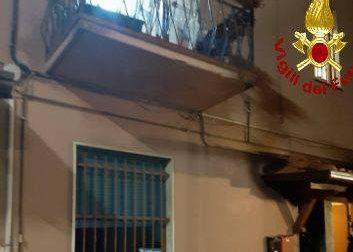 Incendio in un appartamento a Busnago: intervengono i Vigili del fuoco