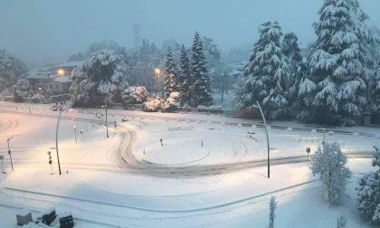Caos neve, bufera sull'Amministrazione comunale di Concorezzo