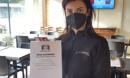 """L'agriturismo """"La Camilla"""" aderisce alla protesta """"#IoApro1501"""": clienti ai tavoli, ma niente sanzioni"""
