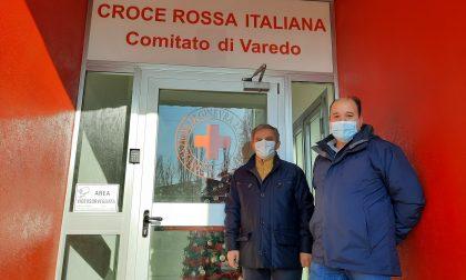 Le foto della nuova sede della Croce rossa di Varedo