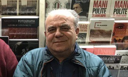 Burago dice addio al suo storico edicolante