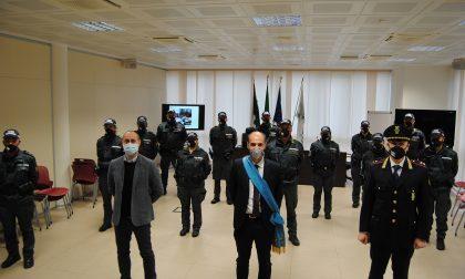 San Sebastiano patrono delle Polizie locali: 15 nastrini covid e una medaglia per il lungo comando a Flavio Zanardo