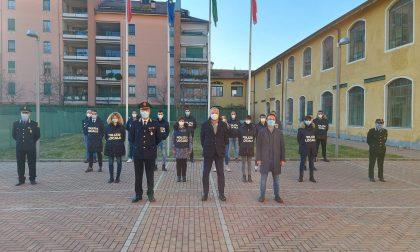 A Monza entrano in servizio 20 nuovi agenti di Polizia locale FOTO