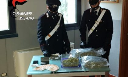 Spacciava marijuana ed hashish, arrestato 24enne