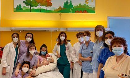 E' una femminuccia l'ultima nata a Desio. La prima nascita dell'anno si fa attendere…