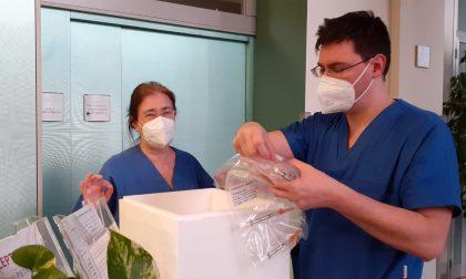 Rsa San Pietro: iniziata la campagna vaccinazioni