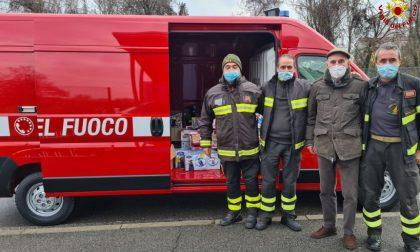 Consegna speciale per i bambini del Centro Maria Letizia Verga