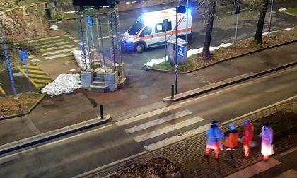 Sirene di notte – Incidente ad Arcore e un'aggressione a Monza