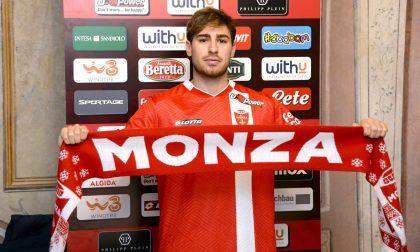 Il Monza accoglie lo specialista Federico Ricci