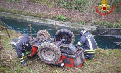 Tragedia: 42enne muore travolto dal trattore