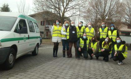 Camparada: giornata di formazione per i nuovi volontari di Croce Verde Brianza
