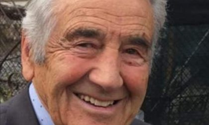 Addio a 96 anni all'ex sindaco di Carnate Demetrio Corno