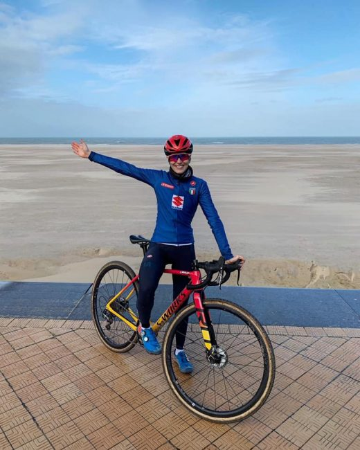 Rebecca Gariboldi ciclocross