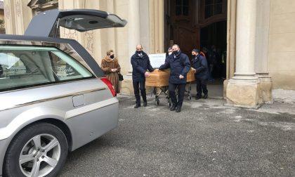 Vimercate saluta per l'ultima volta Pasquale Valtolina