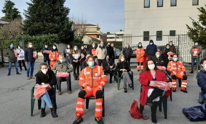 Nuove divise e più sicure per i soccorritori di Avis Meda