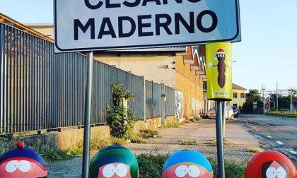 """Lo street artist di Cesano: """"Volevo solo una città più colorata"""""""