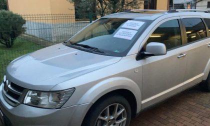 Revisione assente, patente scaduta e niente assicurazione: due auto sequestrate a Brugherio