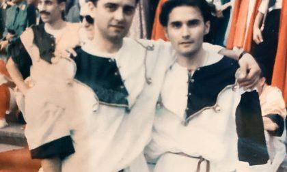 Il ricordo di Rino Pignatelli, primo atleta a vincere il Palio degli Zoccoli per la contrada San Giorgio