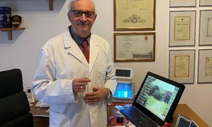 Dopo 42 anni di servizio va in pensione il dottor Rocca