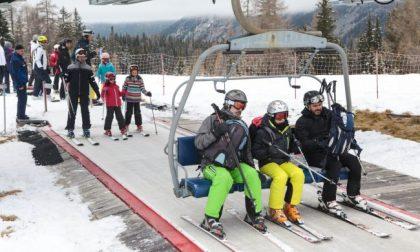 Riaprono gli impianti da sci