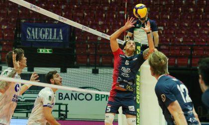 La Vero Volley Monza si mangia la Tonno Callipo