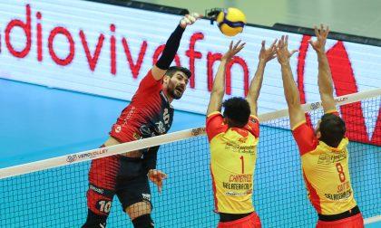 Stavolta la Vero Volley si ferma: vince Civitanova