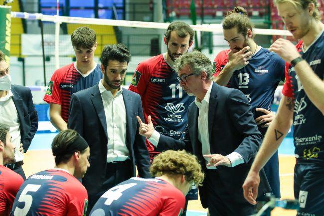 Vero Volley Monza Massimo Eccheli