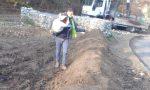Parco Fontanelle, lavori urgenti per contenere le frane