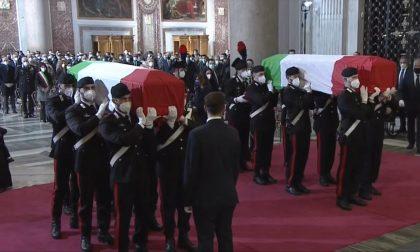 Attanasio, ai funerali di Stato l'invito ad essere costruttori di pace