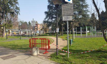 Burago: troppi assembramenti, il parco giochi chiude al pubblico