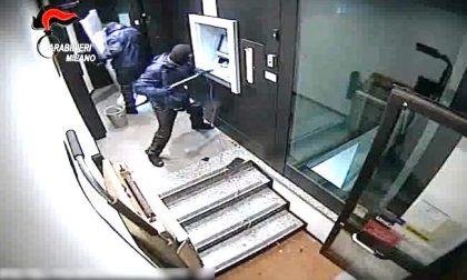 Assalti ai bancomat con esplosivi (anche in Brianza): arrestata la banda