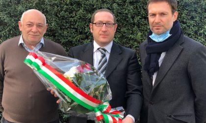 L'omaggio all'ambasciatore di Fratelli d'Italia MB
