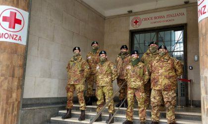 La Croce Rossa di Monza cerca Militari Volontari
