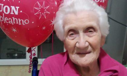 L'arcorese Ersilia Sala festeggia 105 anni