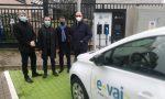 A Monza arriva il car sharing elettrico