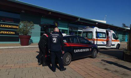 Bimbo si è perso al centro commerciale, intervengono i carabinieri