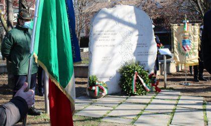 Martiri delle Foibe, Lissone commemora le vittime e gli esuli