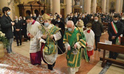 L'Arcivescovo Mario Delpini a Carate: una visita intensa e carica di speranza