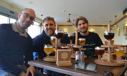 Arcore, tre amici d'infanzia scrivono la prima guida italiana dei birrifici del Belgio