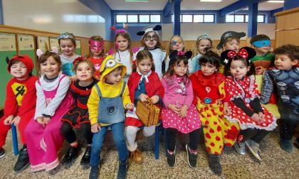 Mille maschere colorate: tutte le foto del Carnevale negli asili