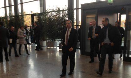 Quando Mario Draghi venne a Vimercate per curarsi