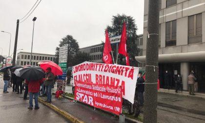 """Cgil soddisfatta: """"Ampia adesione allo sciopero contro il licenziamento del dipendente Star"""""""