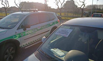 Altre tre auto sequestrate perché senza assicurazione