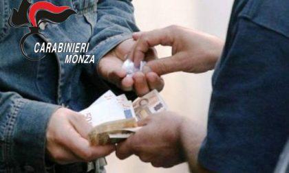 Sorpreso a spacciare cocaina in strada: 38nne arrestato per la terza volta