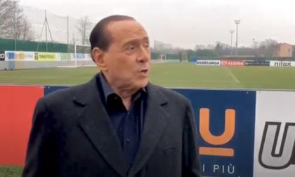 Prima visita al Monzello per Silvio Berlusconi